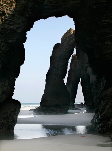 Playa de As Catedrais